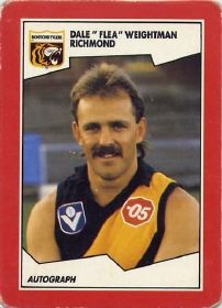 FLEA... i still have this card & ALL my things :D dale weightman richmond - Google Search
