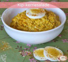 Kip-kerriesalade Grains, Breakfast, Food, Salads, Morning Coffee, Meals, Yemek, Morning Breakfast, Eten