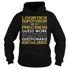 Logistics Supervisor Job Title T Shirts, Hoodies. Check price ==► https://www.sunfrog.com/Jobs/Logistics-Supervisor-Job-Title-Black-Hoodie.html?41382