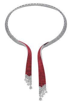 Van Cleef & Arpels Ruban necklace 2