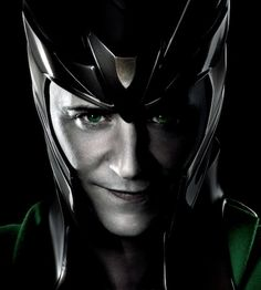 Loki is kinda hot in a crazy badass-y sort of way... just saying.