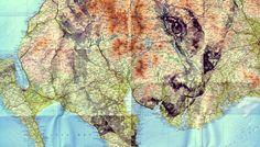 E se nella mappa si nascondesse… un volto?  http://tuttacronaca.wordpress.com/2014/01/08/e-se-nella-mappa-si-nascondesse-un-volto/