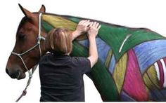 Equine Massage Tips