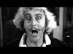 """Gene #Wilder """"Si può fare!"""" Con la sublime voce di Oreste #Lionello https://www.youtube.com/watch?v=Gp3gyx782eg"""