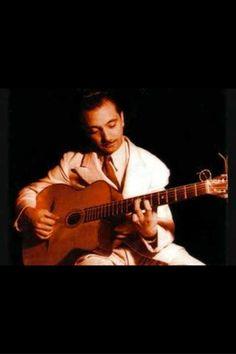 D'jango Reinhardt Guitar Genius