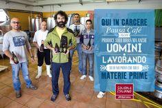 #PausaCafe e #SolidaleItaliano