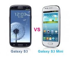 The Galaxy S3 vs S3 Mini are two amazing smartphones of the Samsung company having rich specifications in every department. Find out more on their comparison.