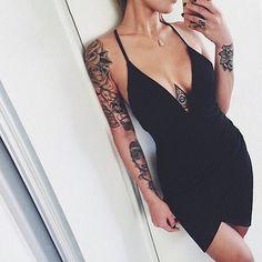 Sophistication & tattoos