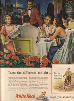Vintage Drinks Advertisements of the 1940s (Page 21)