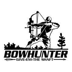 Largest selection of Bowhunting Decals, Bow Hunting related stickers and more. View our complete listing, shop our full line of hunting related decals here. Bow Hunting Quotes, Bow Hunting Tattoos, Hunting Decal, Hunting Art, Wood Burning Stencils, Wood Burning Patterns, Hoyt Archery, Bow Tattoo Designs, Cnc