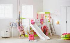 Jak urządzić w pokoju plac zabaw?