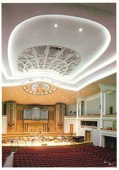 Architect Victor Horta - Palais des Beaux-Arts, Brussels, Belgium