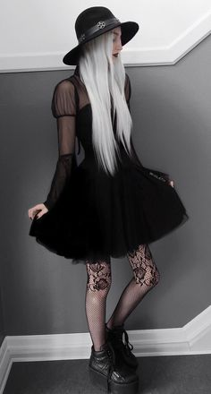 Wicca style outfit by wioleth - #halloween #fashion #alternative #nugoth #wicca #witchy