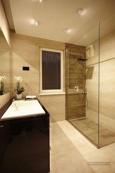 Lakberendező: Koppány Kata - fürdőszoba, wc - 73nm-es új építésű lakás Zuglóban