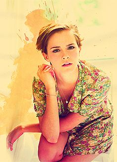 Emma Watson - simply exquisite