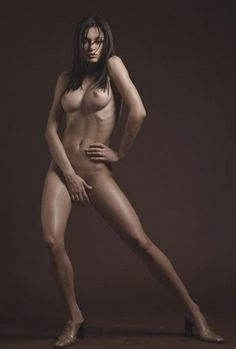 Hot brunette selfies nude