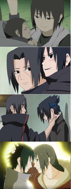 Sasuke & Itachi ❤️❤️