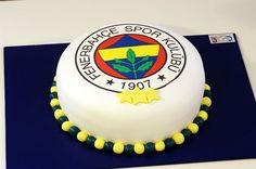Fenerbahce Cake !!