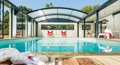 Jolie #piscine #intérieure