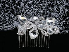 EnVogue Bridal Accessories - Cage Veils