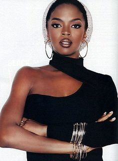 Lauryn Hill- I miss her music <3