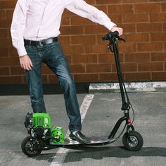 ProGo Propane Powered Scooter