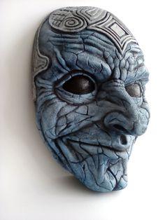 Máscara de pared 28x19 cm