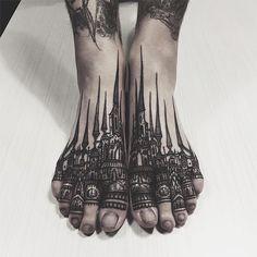 Kunst mit Feder und Tinte ... Thieves-of-Tower-Tattoo-Klonblog5