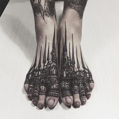 Kunst mit Feder und Tinte ... Thieves-of-Tower-Tattoo-Klonblog5