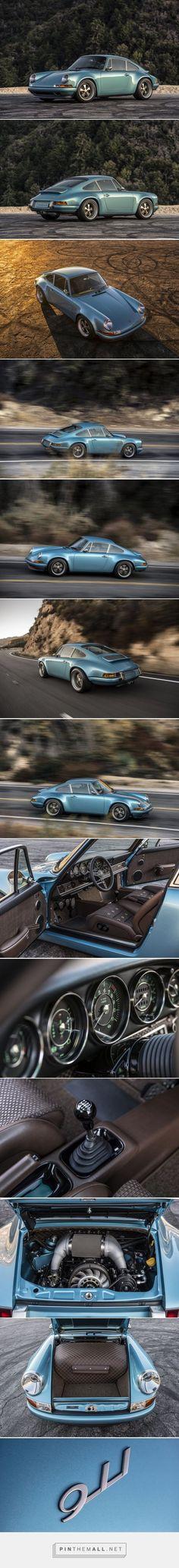 This Restomod Porsche 911 Is Cooler Than Cool #porscesupercar