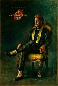 Caesar: The Hunger Games - Catching Fire