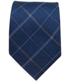 Sheridan Plaid - Navy (Wool) | Ties, Bow Ties, and Pocket Squares | The Tie Bar