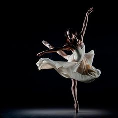 Not a fan of Ballet, Reminds me of how beautiful my Daughter looks when she dances. Graceful Beauty :)