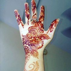 suraj mehndi designs for hands easy - Yahoo India Image Search results Simple Hand Henna, Simple Henna Patterns, Henna Tattoo Designs Simple, Simple Arabic Mehndi Designs, Mehndi Designs For Beginners, Mehndi Simple, Mehndi Designs For Kids, Back Hand Mehndi Designs, Wedding Mehndi Designs
