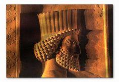 King Darius the Mede of Babylon (Persia)