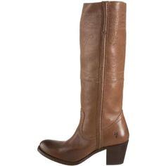FRYE Women's Jane Stitching Horse Boot,Smoke,5.5 M US