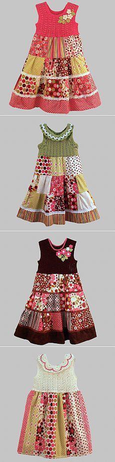 Коллекции детских платьев замечательного мастера Марии Кучиной