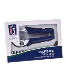 Golf Ball Printer - Quick and easy to use, PGA Tour's golf ball printer is perfect for personalising your golf balls.
