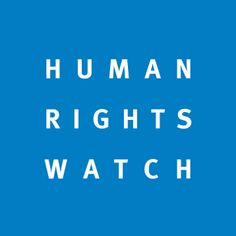 The Human Rights Watch logo. Photo: Human Rights Watch. From Bloomberg : Loans to West Bank Settlers Violate International Law, … Human Rights Watch, Life Sentence, In Writing, Civil Rights, Haiti, Social Justice, Sentences, Peace, Lettering