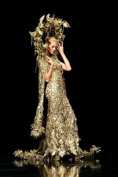Tex Saverio 2012 (Jakarta Fashion Week)