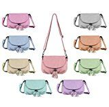 OBC Damentasche Clutch Schultertasche Umhängetasche Henkeltasche Überschlagtasche Tasche: Die außergewöhnliche Form macht diese Tasche zum…