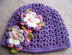 Easter+Bonnet+Crochet+Pattern+Free | Easter Crochet Patterns » Modern Crochet Patterns