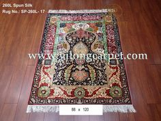 The handmade silk rug can be cherished and cared for to last for generation. 230 lines, 367 kpsi, size: 88*120cm www.yilongcarpet.com alice@yilongcarpet.com whatsapp: +86 15638927921