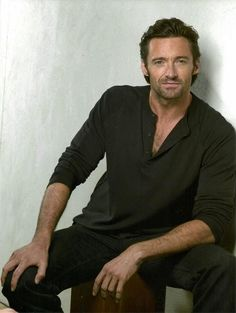 Hugh Jackman photographed by Stewart Shining for the 2008 People's Sexiest Man Alive issue. set 5 #HughJackman