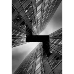 Amazing Black and White Modern Architecture Photography ❤ liked on Polyvore featuring backgrounds
