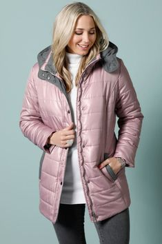 Ladies' outerwear Winter Warmers Coats & Jackets Plus Size
