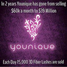 Yup and still growing! Get yours today @ www.youniqueproducts.com/JewelSoto