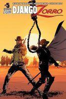 Django/Zorro #05 Cover - My colors by alexguim