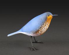 Shane Fero glass bird