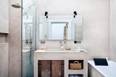 Bagni Rustici In Muratura Immagini : Fantastiche immagini su bagni rustici decorazione per la